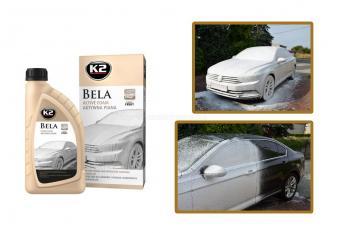 K2 BELA aktív autómosó hab ERERGY FRUIT 1 l  M01625