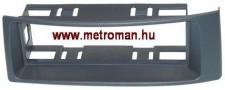 Autórádió beépítő keret Renault Megane,fekete