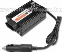 Feszültségátalakító , inverter  , 100 W  SP-100  12 / 230 Volt
