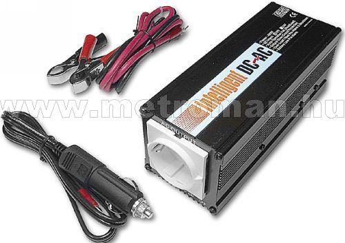 Feszültségátalakító , inverter  , 400 W  SP-400  12 / 230 Volt
