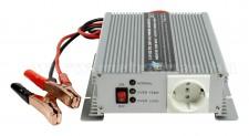 Feszültségátalakító , inverter  , 600 W  HQ-INV600W  ,  12 / 230 Volt
