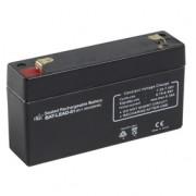 Zselés akkumulátor , 6 V - 1.2 Ah