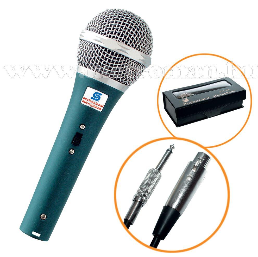 Dinamikus professzionális mikrofon , M7