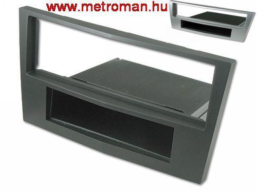 Autórádió beépítőkeret OPEL Astra H, fekete