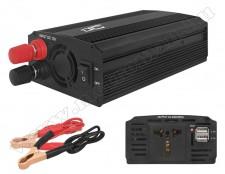 Feszültség átalakító, inverter 12 V / 230 V 600W P034
