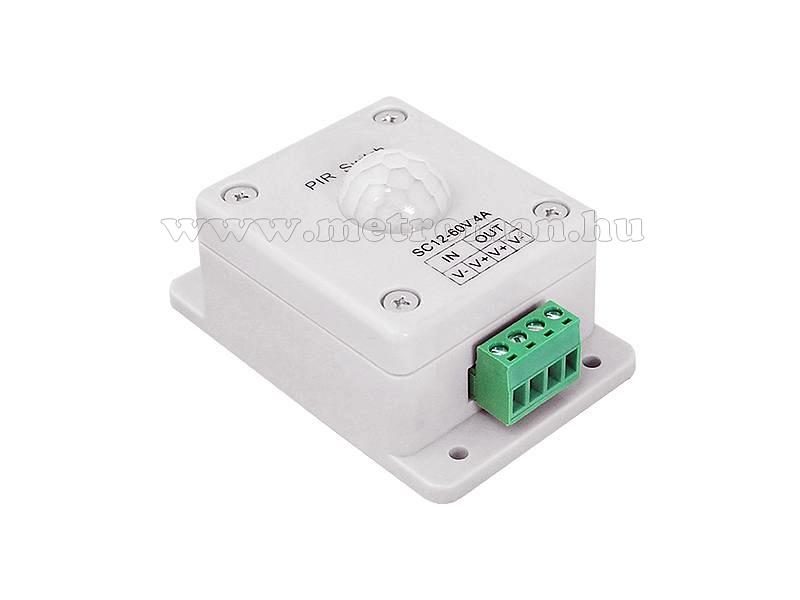 Mozgásérzékelős kapcsoló LED szalagokhoz RF81