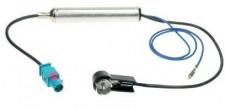 Antenna átalakító adapter Fakra - ISO ( fantom táp )