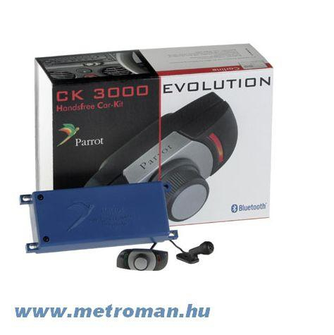 Bluetooth kihangosító, Parrot CK3000 Evolution