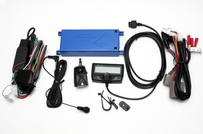 Bluetooth kihangosító, Parrot CK3100