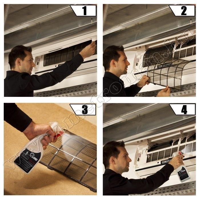 Légkondicionáló tisztító 17216TR