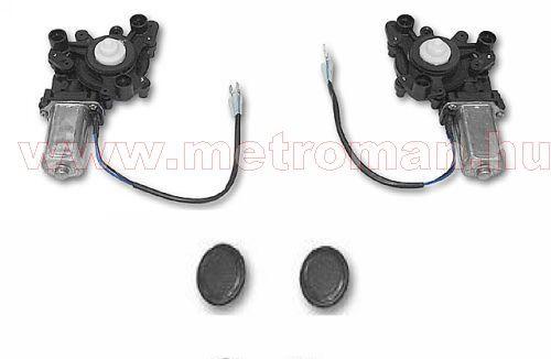 Elektromos ablakemelő készlet , Skoda Fabia I. , VW Golf IV. , kapcsoló nélkül