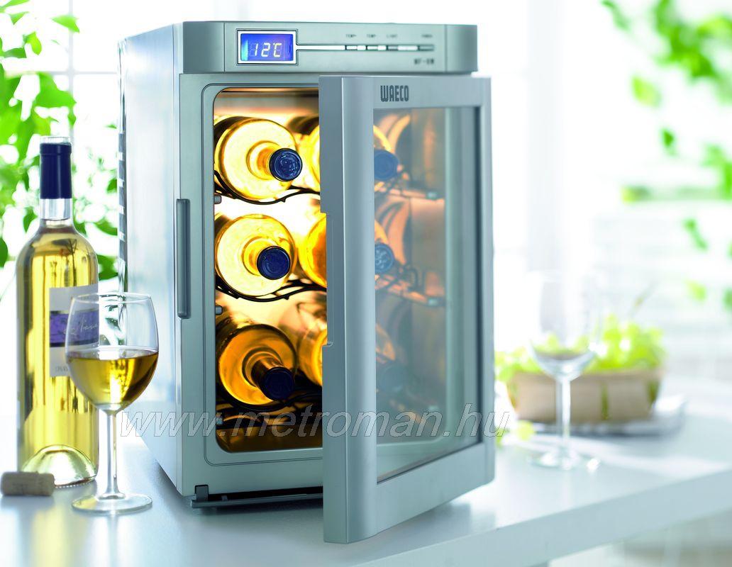 WAECO Borhűtő - 6 üveges - 12 V/230 V MF-6W