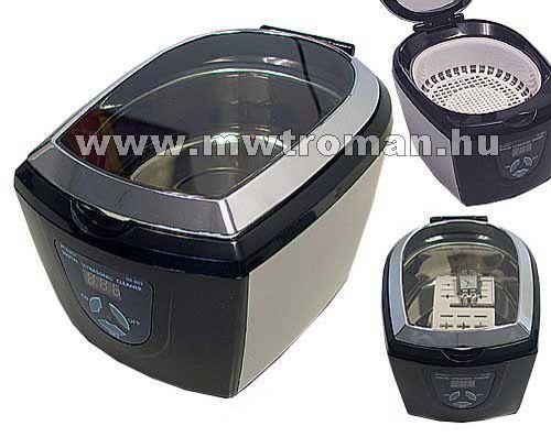 Ultrahangos mosó, tisztító készülék , ETC-U75