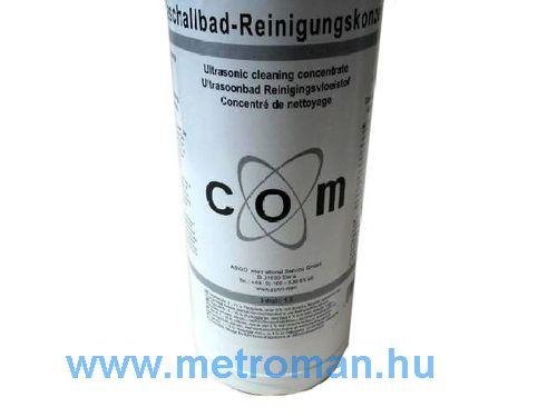Tisztító folyadék ultrahangos tisztítóhóz , 1 Literes koncentrátum
