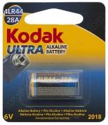 Alkali elem Kodak Ultra 4LR44 6V 18834