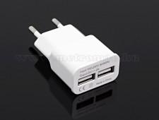 USB töltő, hálózati adapter 2 Amper MP48B