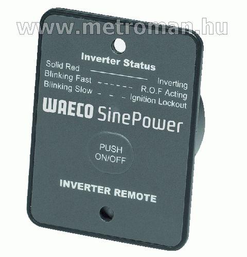 Vezetékes távkapcsoló Waeco SP inverterekhez,MCR-9