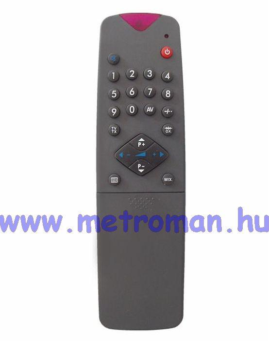 Utángyártott TV távirányító BEKO RC613311