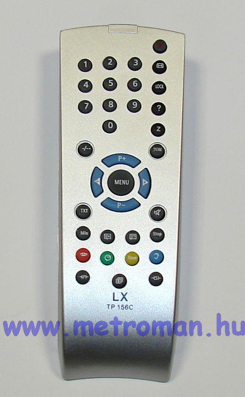 Utángyártott TV távirányító, Grundig TP 156C