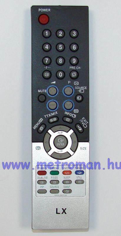 Utángyártott TV távkapcsoló, Samsung AA59-00370A