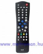 Utángyártott TV távirányító, Philips RC-2543