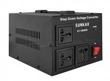 Feszültség átalakító konverter 230V/110V 1600W , KN1600