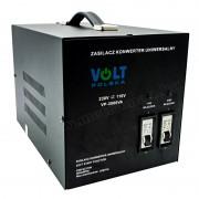 Feszültség átalakító konverter 230V/110V 3000W, KN3000