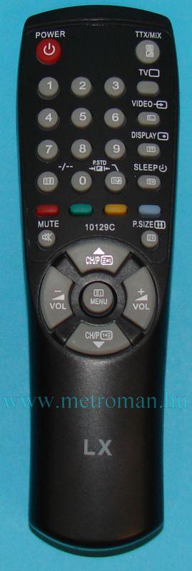 Utángyártott TV távkapcsoló,Samsung 10129C