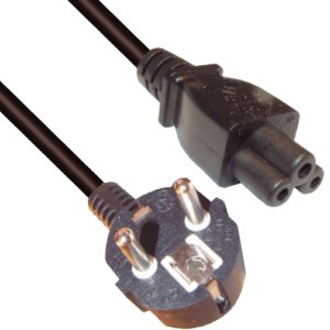 Notebook táp kábel, hálózati csatlakozó