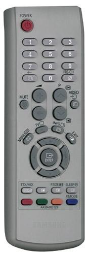 Utángyártott TV távirányító, Samsung AA59-00312A/B