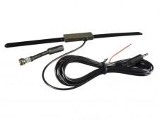 Autós TV antenna beépített erősítővel, Mecatron 500122/C