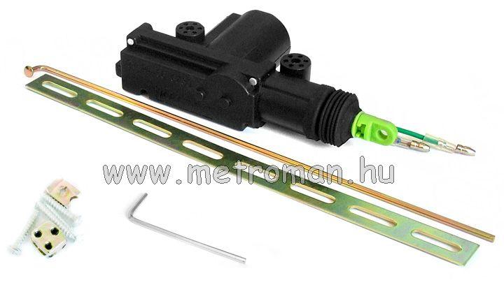 Centrálzár , központizár motor erősített 2 vezetékes