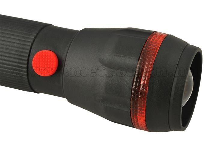 Kézi LED elemlámpa zoom funkcióval M3122