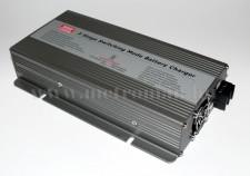 Professzionális nagyteljesítményű beépíthető akkutöltő, 24 V / 12 Amper, Mean Well PB-360P-24