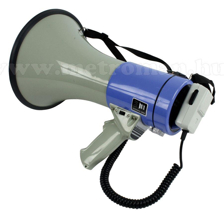 Kézi hangosbeszélő, megaphone , HQ-MEGAPHONE35