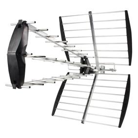 UHF / DVB-T tetőantenna, kültéri, König ANT-UHF51-KN