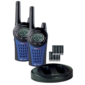Walkie - talkie, PMR rádió, Cobra MT975C