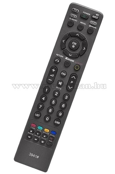 Utángyártott TV távirányító, LG 3941