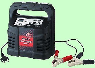 Mikroprocesszor vezérelt automata akkumulátor töltő, Carstel 01 80 150B