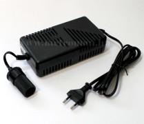 Kapcsoló üzemű hálózati adapter szivargyújtó aljzattal, 230/12 V, 70 W, URZ3108