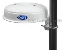 Digitális DVB-T autós, hajó és lakókocsi TV antenna, DVB-T- UFO 516