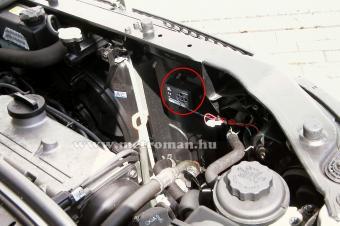 Ultrahangos , autós nyestriasztó  , Kemo M100N