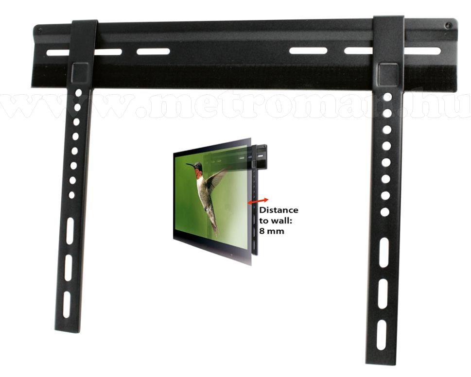 Extra lapos fali LED TV tartó, TVS-HQ-TFSB02B