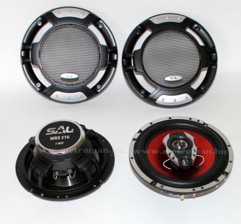 SAL WRX 316 3 utas autó hangszóró