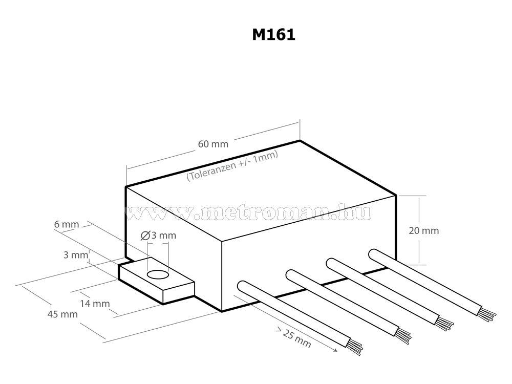 Nagyteljesítményű vadriasztó, ultrahang ágyú Kemo M161