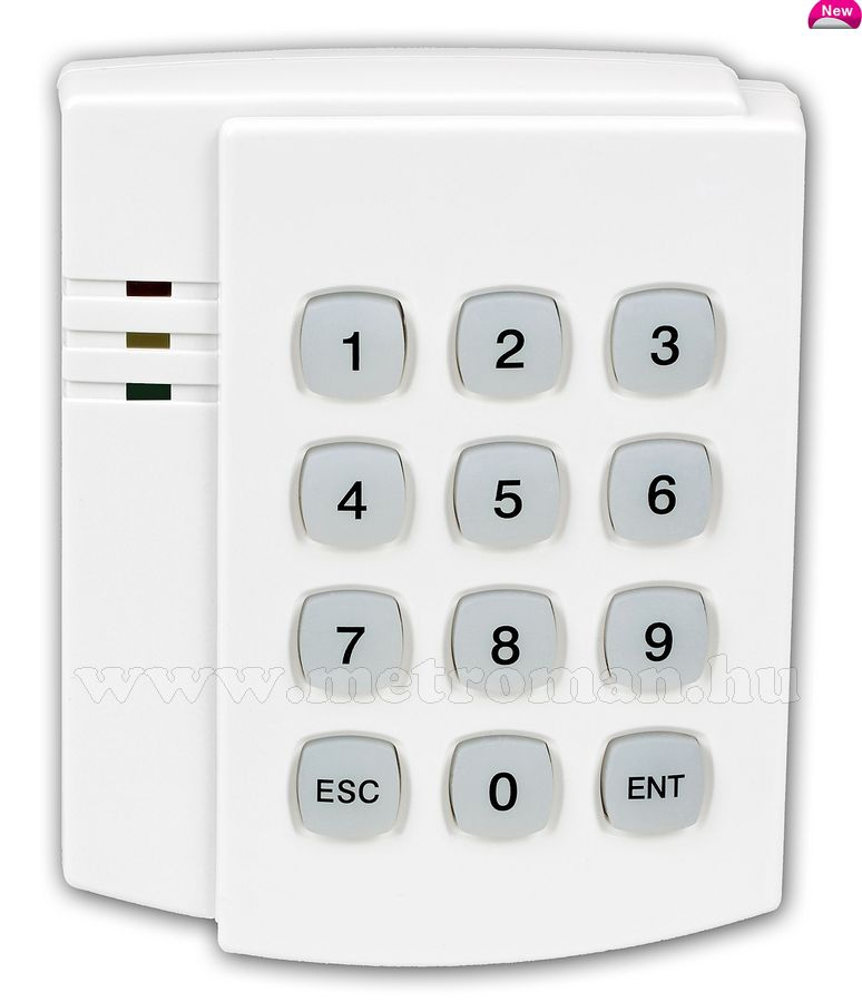 Vezeték nélküli kezelő - billentyűzet Evolve Sonix GSM riasztóhoz
