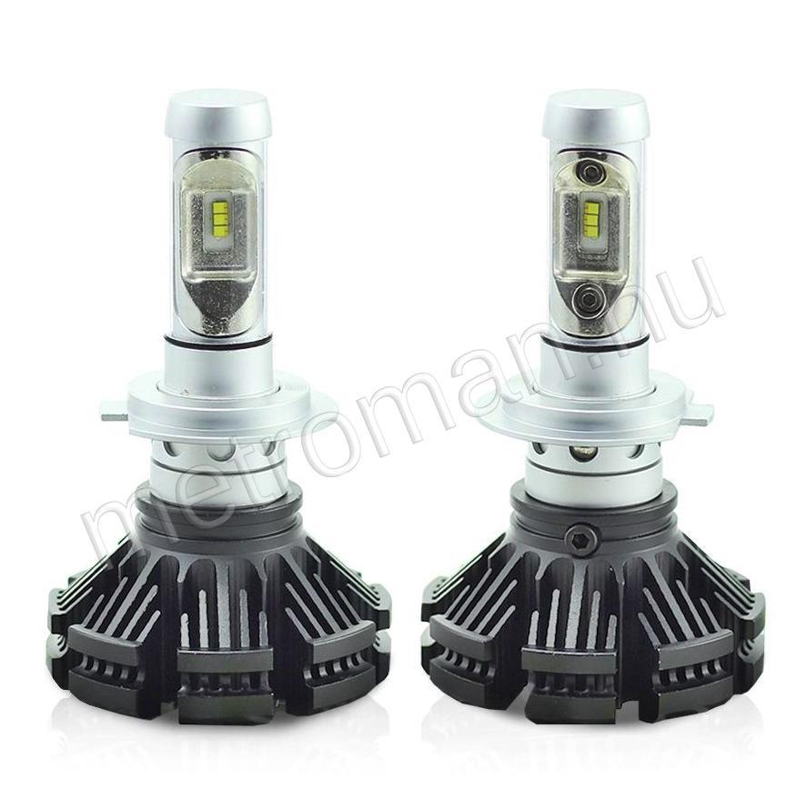 Autós H7 LED reflektor izzó szett, E8 M823