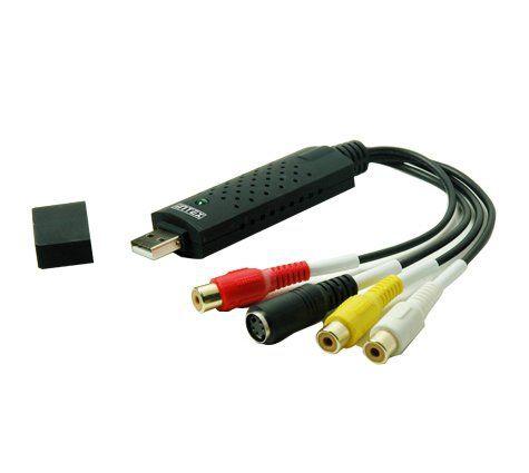 USB video rögzítő és digitalizáló, Intex IT-CAP4VA