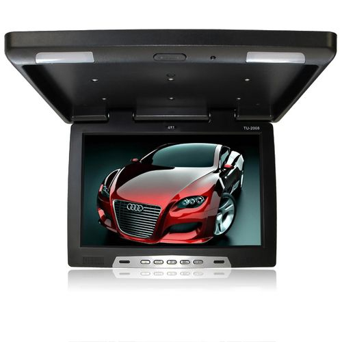 Autós LCD tetőmonitor TU-2008