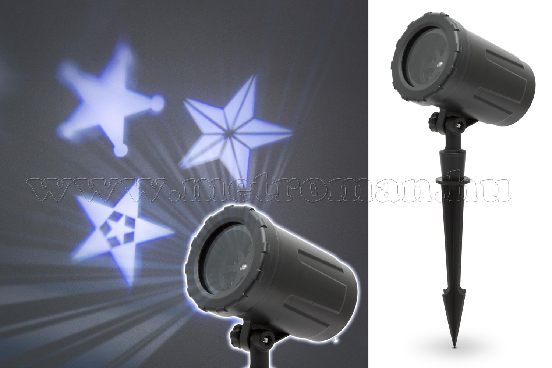 Kültéri csillagos LED fény projektor 54918